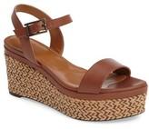 Aquatalia Women's Cassidy Platform Wedge Sandal
