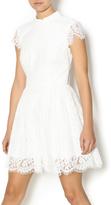 Keepsake Ivory Lace Dress