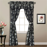 UNITED CURTAIN CO United Curtain Co. Carrington 5-pc. Rod-Pocket Curtain Set