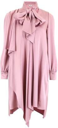 Fendi Draped Midi Dress