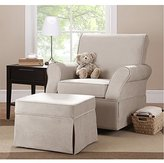Baby Relax Swivel Glider and Ottoman, Comet Doe