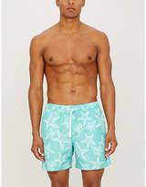 Tommy Hilfiger Starfish-print swim shorts