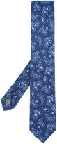 fe-fe paisley print tie