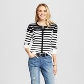 Merona Women's Striped Favorite Cardigan