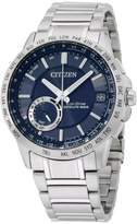 Citizen CC3000‐89L Stainless Steel Quartz 44mm Mens Watch