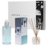 Apothia Holiday Gift Set - Mini Diffuser with Hand & Body Wash Wave WAVE