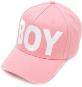 Boy London Boy cap - kids - Cotton - One Size