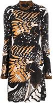 Temperley London printed midi dress