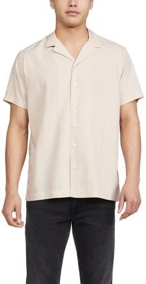 Schnaydermans Schnayderman's Tencel Short Sleeve Shirt