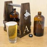 Cathy's Concepts Cathys Concepts 3 Piece Personalized Beer Carrier Set