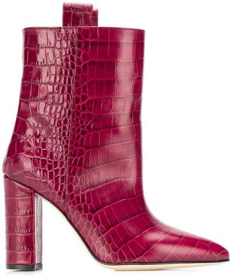 Paris Texas western style boots