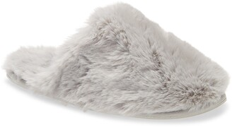 Joules Cozy Faux Fur Slipper