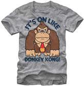 Fifth Sun Donkey Kong 'It's on Like' Tee - Men's Regular