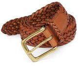Polo Ralph Lauren Sportsman Braided Leather Belt