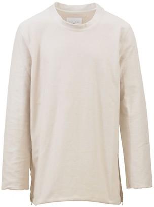 Ih Nom Uh Nit Oversized Side Zip Sweatshirt