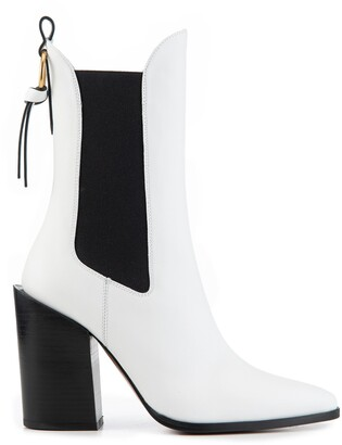 Frame Le Manhattan Pointed Toe Chelsea Boot