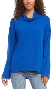 Karen Kane Cowl-Neck Sweater