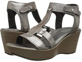 Naot Footwear Valencia (Silver Threads Leather) Women's Sandals
