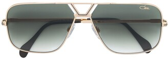 Cazal Aviator Tinted Sunglasses