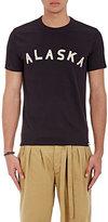 """Visvim Men's """"Alaska"""" Jersey T-Shirt-NAVY"""