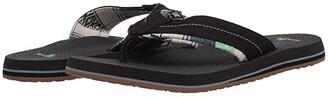 Sanuk Beer Cozy 2 TX (Grey/Blanket) Men's Sandals
