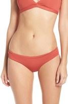 Maaji Women's Cinnamon Sublime Reversible Bikini Bottoms