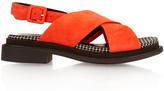 Robert Clergerie Calientex suede sandals