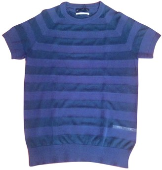 Fred Perry Navy Top for Women