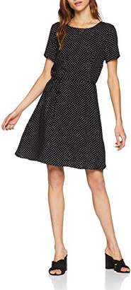 Only Women's Onllaura Ss AOP Dress WVN,8 (Size: )