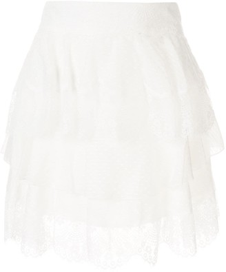 Alice McCall Divine Sister tiered skirt