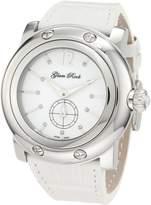 Glam Rock Men's Miami Dial Diamond Accented Alligator Watch GLAMROCK-GRD10005