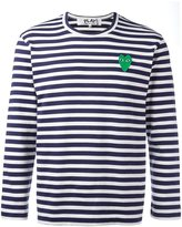 Comme des Garcons striped sweater - men - Cotton - S