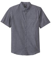Oakley Men's Foundation Woven Short Sleeve Shirt 8143656