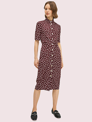 Kate Spade Cloud Dot Shirtdress