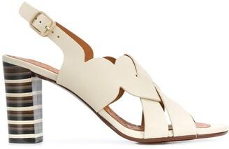 Chie Mihara Balbina 75mm sandals