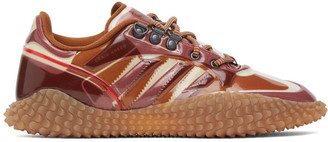 Craig Green Pink and Brown adidas Edition CG Polta AKH I Sneakers