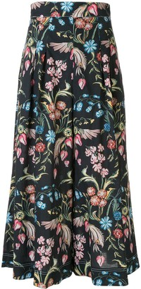 Peter Pilotto Printed Culottes