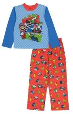 AME Mario Big Boy 2 Piece Pajama Set