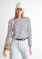 Thumbnail for your product : And other stories Breton Stripe Top