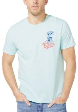 Nautica Men's Aloha Logo T-Shirt
