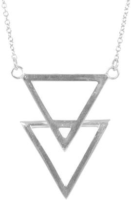 ADORNIA Silver Necklace