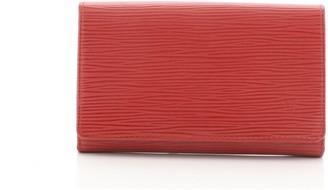 Louis Vuitton Porte Monnaie Billets Tresor Wallet Epi Leather
