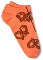 Xhilaration Women's Low Cut Fashion Socks Camel