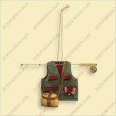 """Hallmark KEEPING IT """"REEL"""" 2006 Ornament QXG2636"""