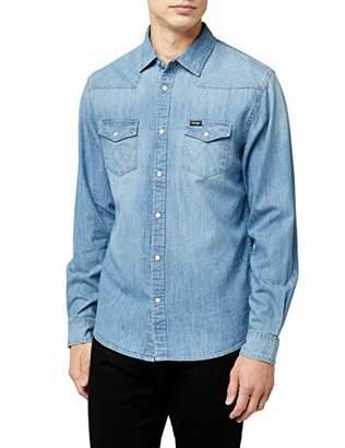 Wrangler Men's Western Shirt' Casual