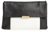 Ted Baker Parson Leather Crossbody Bag - Blue