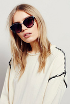 Free People Womens NIGHT CAT SUNNIES