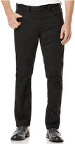 Perry Ellis Men's Big and Tall Five-Pocket Sateen Stretch Pants