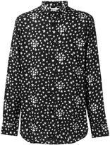 Saint Laurent star print shirt - men - Cotton/Viscose - 38