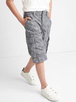 Gap Shark print ranger shorts